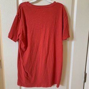 American Eagle Outfitters Shirts - SIZE M RED MENS TEE